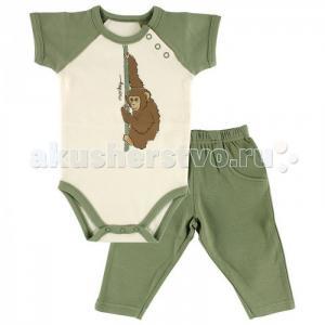 Комплект Боди короткий рукав и штанишки Лимпопо (2 предмета) Hudson Baby