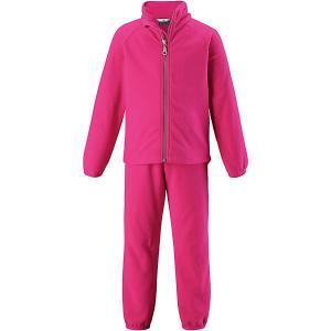Комплект  : куртка и брюки Lassie. Цвет: розовый