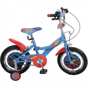Двухколесный велосипед KITE, Hot Wheel, TopGear Top Gear