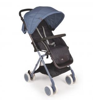 Прогулочная коляска  Mia, цвет: Blue Happy Baby