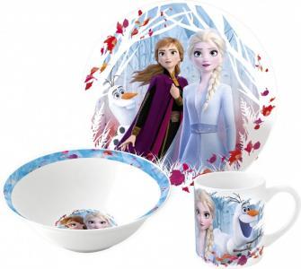 Набор посуды керамической Холодное сердце 2 (3 предмета) Stor