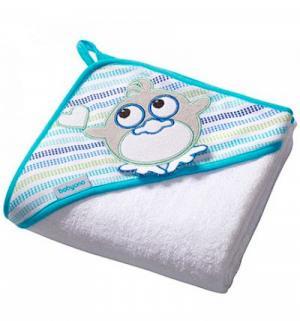Полотенце  Soft, цвет: белый, 100х100 см Babyono