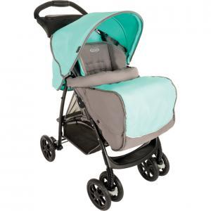 Прогулочная коляска  Mirage, цвет: mint/grey Graco