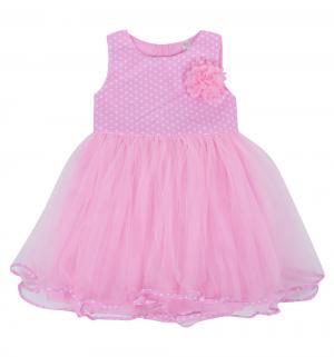 Платье , цвет: розовый Малинка
