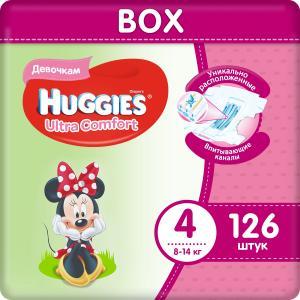 Подгузники  Ultra Comfort Disney (8-14 кг) шт. Huggies