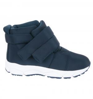 Ботинки , цвет: синий Crosby