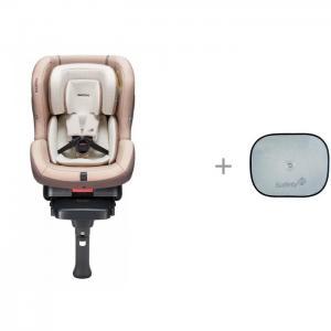 Автокресло  First 7 Plus Organic Isofix с защитной шторкой от солнца Safety 1st Daiichi
