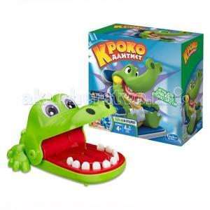 Games Игра Крокодильчик дантист Hasbro