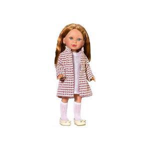 Кукла  Весна Классика Паулина рыжеволосая, 33 см Vestida de Azul. Цвет: разноцветный