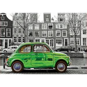 Пазл  Автомобиль в Амстердаме, 1000 деталей Educa