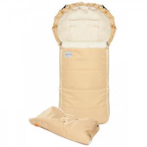 Комплект зимний: конверт для новорожденного и муфта на коляску Frost Чудо-чадо