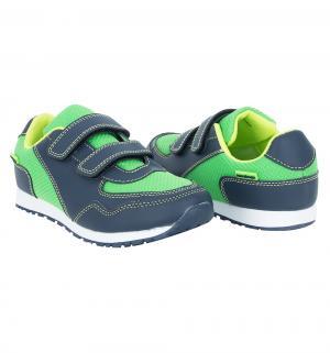 Кроссовки , цвет: синий/зеленый Nordman