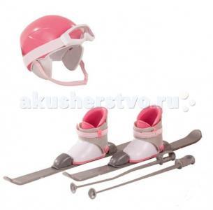 Набор одежды и аксессуаров лыжника (8 предметов) Gotz