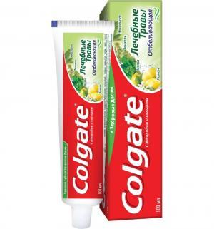 Зубная паста  Лечебные травы Отбеливающая, 100 мл Colgate