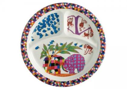 Тарелка с секциями Elmer 3 секции Petit Jour