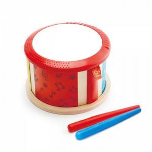 Музыкальный инструмент  Двухсторонний барабан Hape