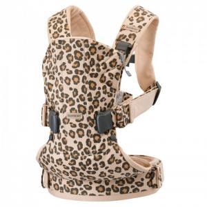 Рюкзак-кенгуру  One Cotton Leopard BabyBjorn