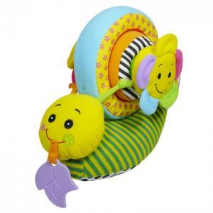 Развивающая игрушка  Улитка конструктор Biba Toys