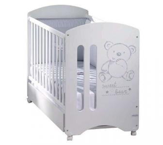 Детская кроватка  Sweet Bear 120х60 Micuna