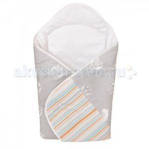 Одеяло-конверт Owls (принт) Ceba Baby