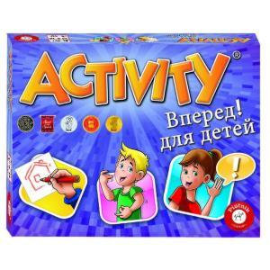 Настольная игра  Activity Вперед 793394, 1шт. Piatnik