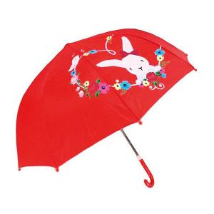 Зонт  Rose Bunny 41 см, красный Mary Poppins