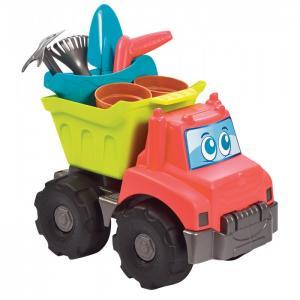 Детский садовый грузовик с аксессуарами Ecoiffier