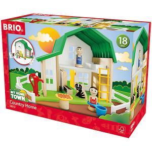 Игровой набор Brio Мой родной дом Загородный