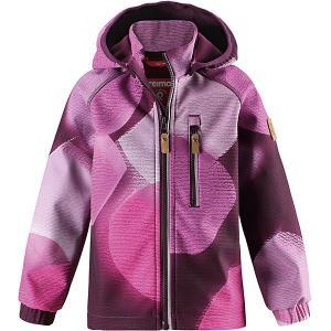 Куртка Vantti Reima. Цвет: лиловый