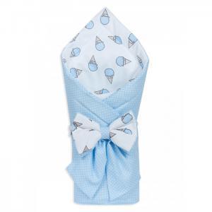 Конверт-одеяло на выписку Времена года Мороженое Чудо-чадо