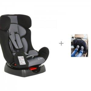 Автокресло  Piloto с защитой сиденья из ткани АвтоБра BamBola