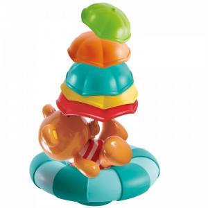 Игрушка для купания Мишка с зонтами Hape