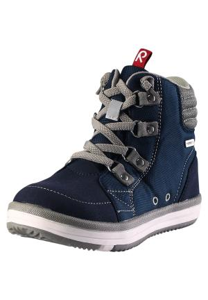 Ботинки  Wetter, цвет: синий Reima
