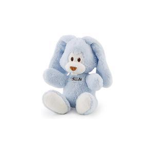 Мягкая игрушка  Заяц Вирджилио, 26 см Trudi. Цвет: голубой