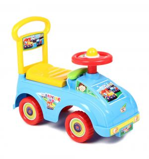 Каталка детская  , цвет: голубой Kids Rider