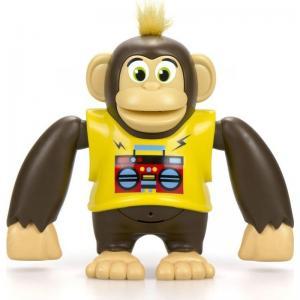Интерактивная игрушка  Ycoo nFriends Обезьяна Чимпи 15 см Silverlit