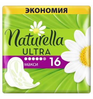 Прокладки  Ultra Maxi Duo, 16 шт Naturella
