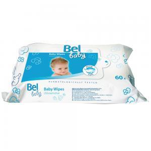 Влажные салфетки  Bel Baby wipes, 60 шт Paul Hartmann