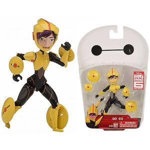 Фигурка Bandai Big Hero 6, Гого, 12 см. Цвет: желтый