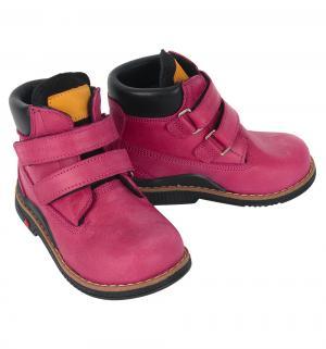 Ботинки , цвет: фуксия Minimen