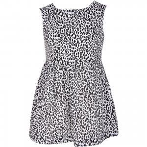 Платье для девочки WOW. Цвет: черный