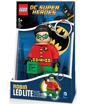 Брелок-фонарик для ключей Super Heroes - Robin Bakugan