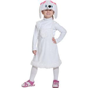 Карнавальный костюм  Пуделиха Карнавалофф. Цвет: разноцветный