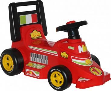 Каталка  Автомобиль гоночный Трек Molto