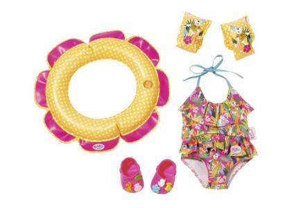 Игрушка Baby born Одежда для пляжного отдыха Zapf Creation