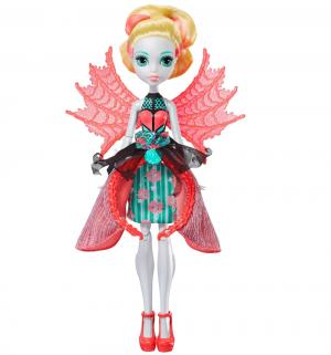 Кукла-трансформер  Монстрик Lagoona Blue 30 см Monster High