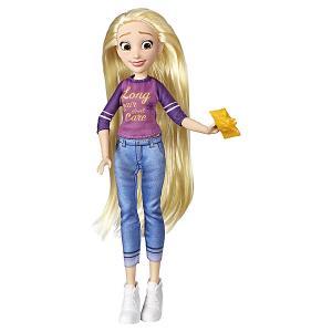 Кукла Disney Princess Comfy Squad Рапунцель Hasbro. Цвет: altrosa/schwarz