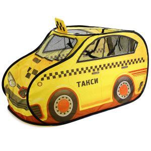 Игровая палатка Yako Toys Такси, цвет:желтый No Name
