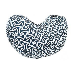 Подушка для кормления Bebe au Lait, camden lock BÉBÉ LAIT. Цвет: черный/белый