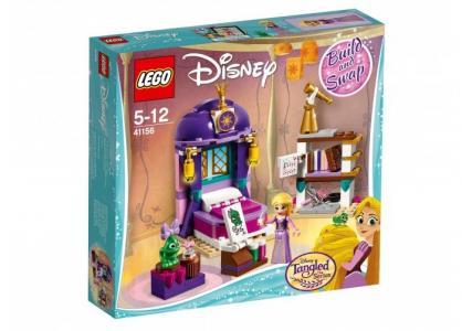 Конструктор  Спальня Рапунцель в замке Lego